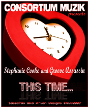 Stephanie Cooke & Groove Assassin - This Time  [Promo]