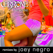 Cover Album of Cerrone - Cerrone's Paradise by Joey Negro